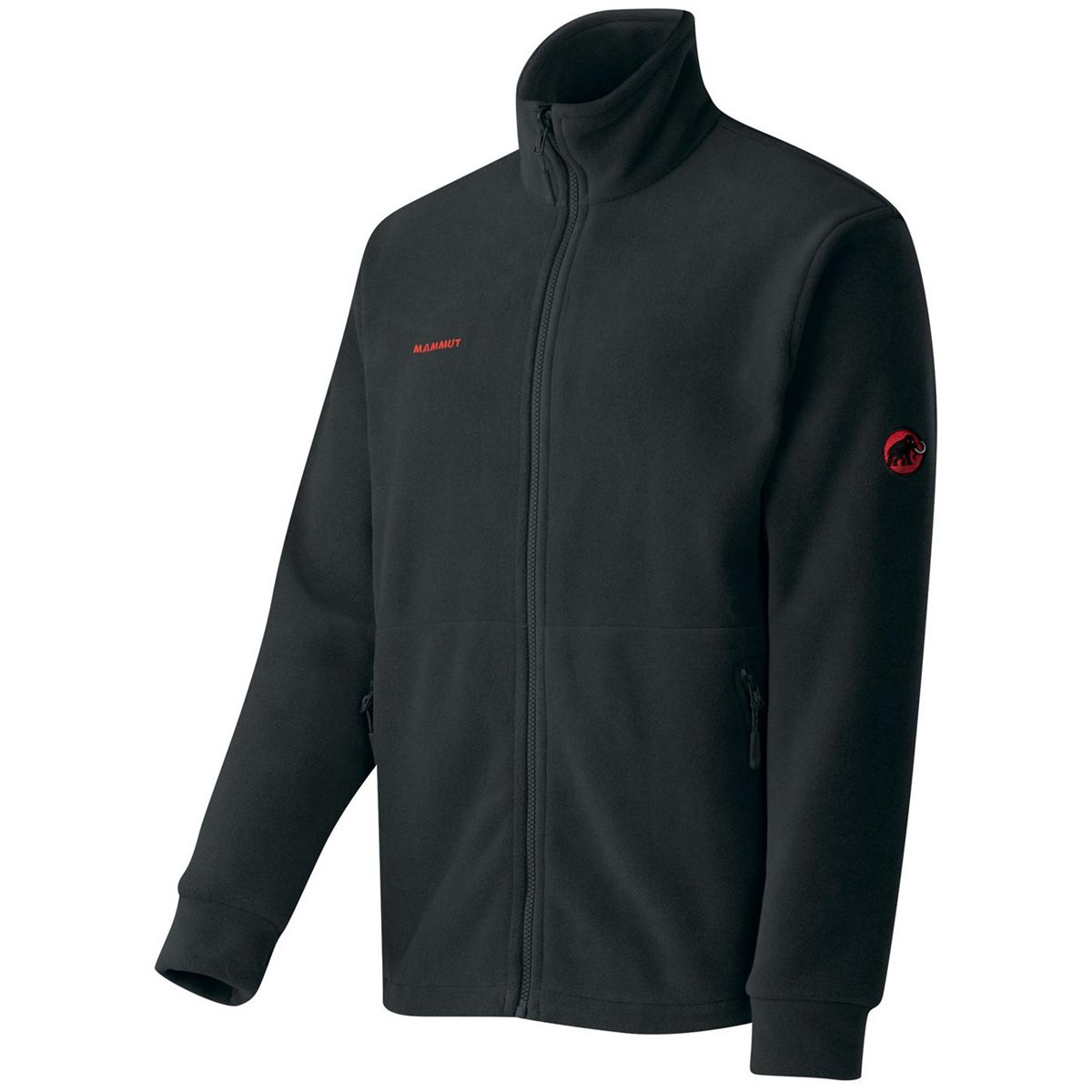 mammut innominata fleecejacke jacket herren black schwarz ebay. Black Bedroom Furniture Sets. Home Design Ideas