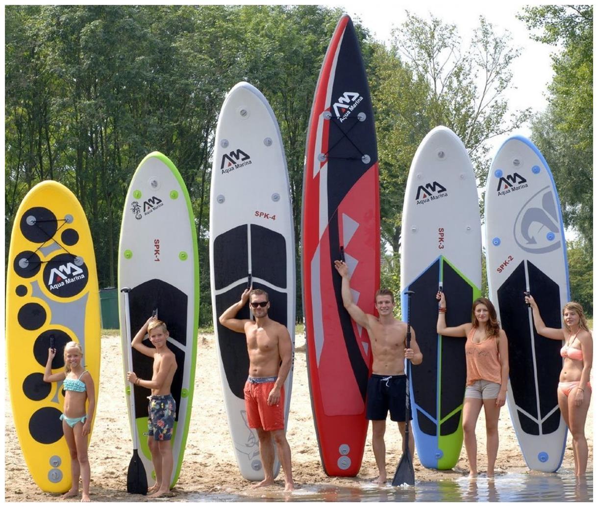 aqua marina sup stand up paddle board aufblasbar pumpe paddel surfboard inflatab ebay. Black Bedroom Furniture Sets. Home Design Ideas