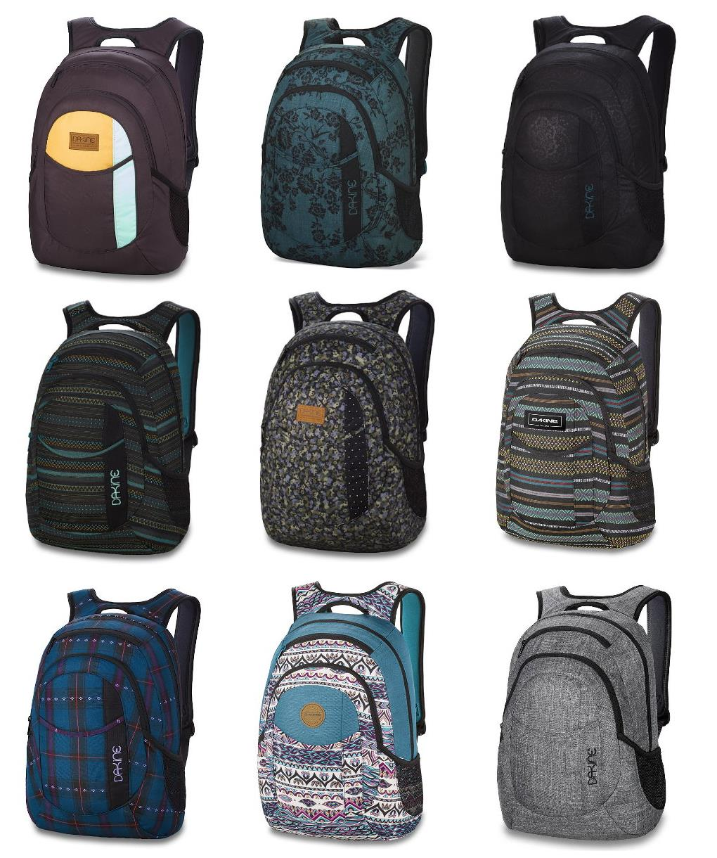 277a17aea4bb8 DAKINE GARDEN PACK Girls School Backpack Notebook Laptop Backpack 20L NEW  SELECTION