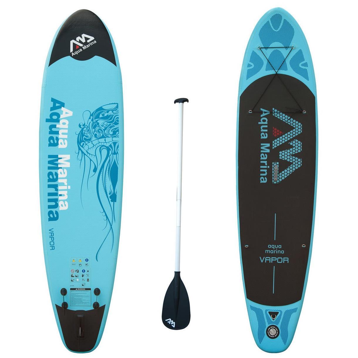 Stand Up Paddle Surfboard 330cm Aufblasbar Inkl Paddel
