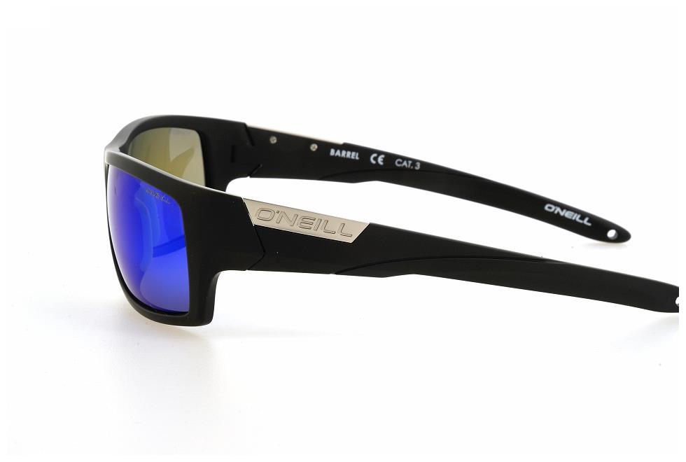 992fe0c6d1 Gafas gafas de sol polarizadas de o ' Neill barril mate negro 104P de los  hombres