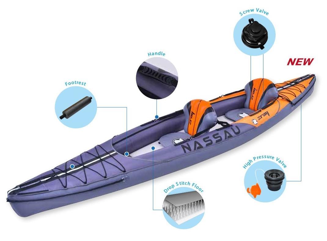 Boot Ruder Kajakfahren Kanufahren Rafting Außen Sport Paddel Plastik Verbinder