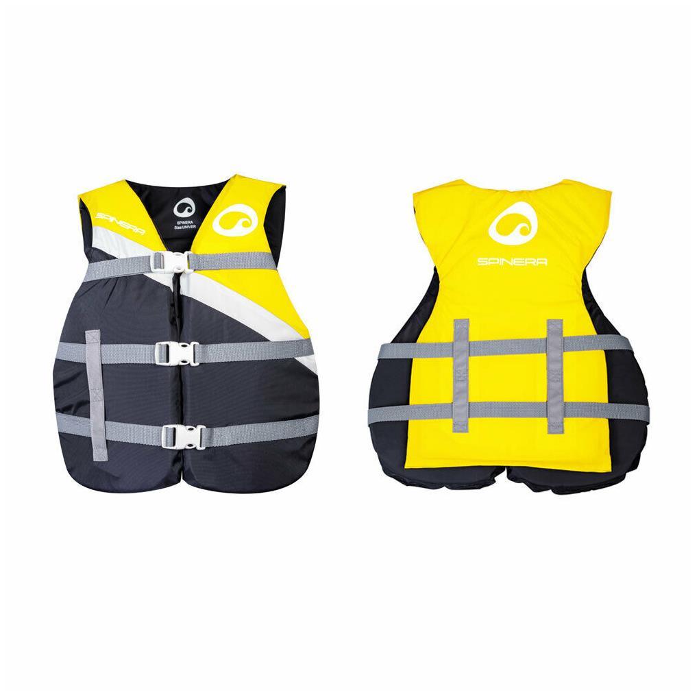SPINERA Universal Vest Nylon Unisex Schwimm Boots Jetski Wakeboard Wasserski Wes