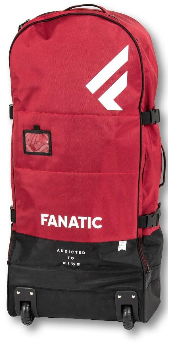 Fanatic Boardbag 2.0 mit Rollen iSUP Stand Up Paddle Board SUP Rucksack turquois